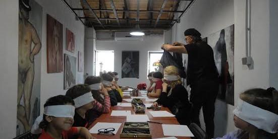 Ταξίδι αισθήσεων στον πολυχώρο ''SCOOP ART GALERY''