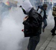 Μπαρούτι μυρίζει η ατμόσφαιρα στο Παρίσι! της Μαρίας Δεναξά