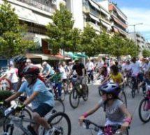 «Γιορτή ποδηλάτου» την Κυριακή στα Τρίκαλα