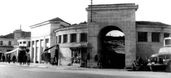 Η παλιά Tρικαλινή αγορά , ή αλλιώς τα «Χασάπικα»