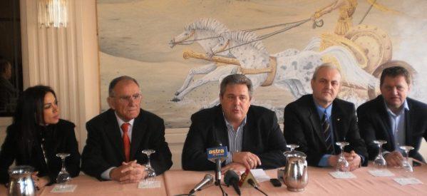 """Παραιτήθηκε από τους ΑΝΕΛ ο Κώστας Πατέρας – """"είχα την ψευδαίσθηση ότι θα φέρνατε στην πολιτική αρένα, Αρχές και Αξίες"""""""