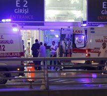 Τουλάχιστον 28 νεκροί και 60 τραυματίες μετά από δύο εκρήξεις στο αεροδρόμιο Ατατούρκ