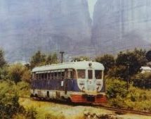 Tα τρένα στην πεζογραφία
