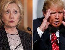 Προβάδισμα 12 μονάδων της Χίλαρι έναντι του Τραμπ