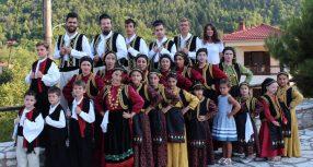 Πανηγυρικές εκδηλώσεις στην Καστανιά Καλαμπάκας