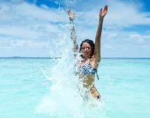 Κατάλληλες για κολύμβηση οι ακτές του Παγασητικού