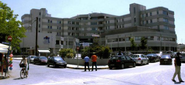 Τρίκαλα – Δ. Παρθένης: Χωρίς εργολαβίες, το νοσοκομείο  εξοικονομεί 17 χιλ. ευρώ μηνιαίως