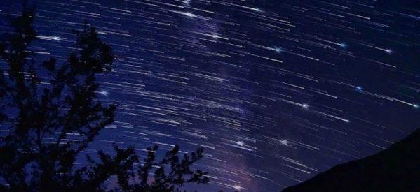 Τα «μονοπάτια» των αστεριών με θέα τον πανέμορφο Κόζιακα.