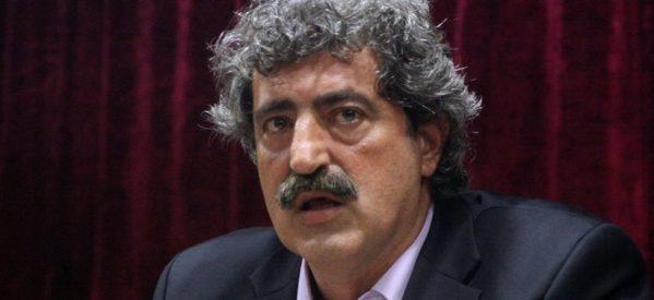 Παρέμβαση αναπληρωτή υπουργού υγείας Παύλου Πολάκη για τις εξελίξεις στο νοσοκομείο Τρικάλων