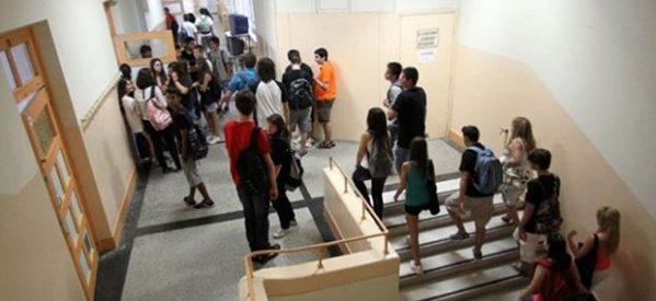 «Από φέτος οι μαθητές της Γ΄Λυκείου θα εξετάζονται στο τέλος της χρονιάς μόνο σε τέσσερα μαθήματα»