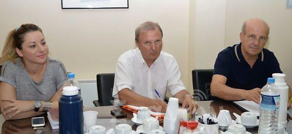 Αναβολή εκδήλωσης  με τον υπουργο Οικονομίας στα Τρίκαλα