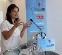 H Έλενα Παπαδοπούλου στα αστραφτερά νέα γυναικεία στελέχη του ΣΥΡΙΖΑ