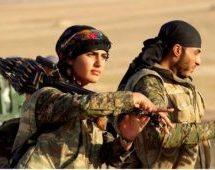Σκοτώθηκε ενώ πολεμούσε το ISIS, η πανέμορφη Κούρδη Άζια Ραμαζάν – Την παρομοίαζαν με την Αντζελίνα Τζολί