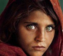 Συνέλαβαν τα διασημότερα «πράσινα μάτια» – H γυναίκα – εξώφυλλο του National Geographic & η ιστορία της