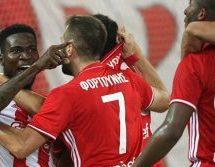 Ολυμπιακός-ΑΕΚ 3-0: Ερυθρόλευκη κυριαρχία με υπογραφή Ελ Αραμπί