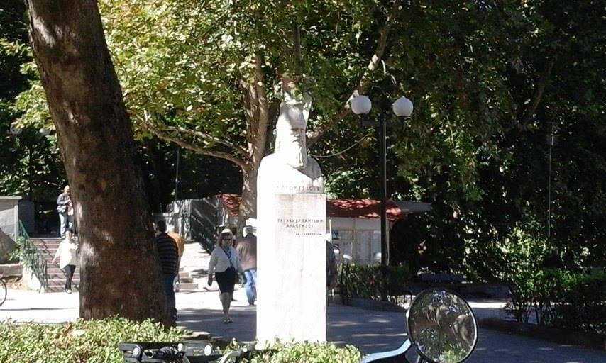 Αποτέλεσμα εικόνας για πλατεία Τρίκαλα