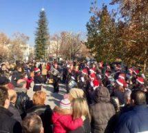 Πρωτεύουσα των Χριστουγέννων τα Τρίκαλα και το απέδειξαν ξανά σήμερα