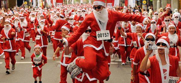 Σήμερα Σάββατο στα Τρίκαλα Run… Santa Claus run!