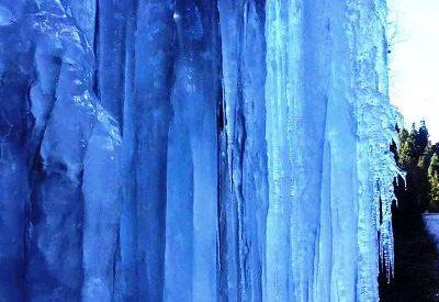 Πάγωσε ο  Ασπροπόταμος , στους -12 η θερμοκρασία  – Απίστευτες φωτογραφίες!