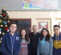 Τα Εκπαιδευτήρια «Αθηνά» στο Ευρωπαϊκό Κοινοβούλιο