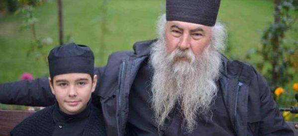 Ένας 12χρονος έγινε μοναχός στο Άγιον Όρος!