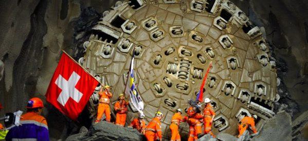 Ελβετία: Δόθηκε στην κυκλοφορία η μεγαλύτερη σήραγγα στον κόσμο που θεωρείται θαύμα της μηχανικής