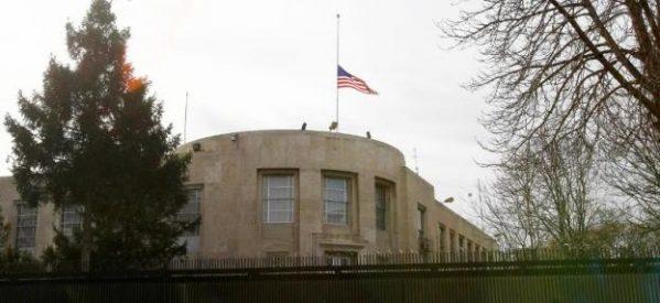 Σε αποκλεισμό η πρεσβεία των ΗΠΑ στην Άγκυρα – Πληροφορίες για πυροβολισμούς