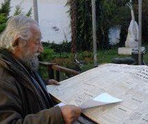 Mπαρμπα-Γιάννης Ρίτσος  : Για να γενούνε τα σκοτάδια λάμψη
