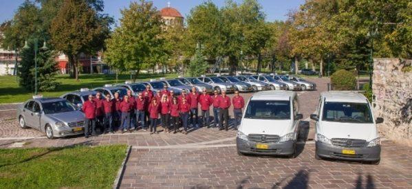 Το έξυπνο και οικονομικό ταξί έφθασε και στη Λάρισα