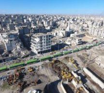Χαλέπι: Η μεγάλη έξοδος 80.000 αμάχων