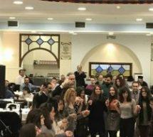 Εορταστική εκδήλωση προς τιμή των φοιτητών