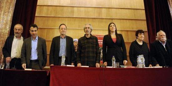 Στήνουν «αντιμνημονιακό μπλοκ»: Λαφαζάνης, Βαρουφάκης, Κωνσταντοπούλου, Λαπαβίτσας