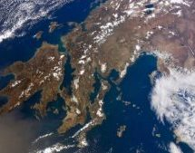 Σε λίγη ώρα [18.42] ορατός με γυμνό μάτι ο Διεθνής Διαστημικός Σταθμός