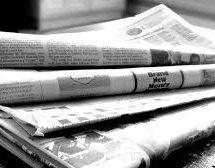 Χωρίς τοπικές εφημερίδες σήμερα