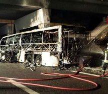 Ιταλία: Τουλάχιστον 16 νεκροί μαθητές από την πρόσκρουση λεωφορείου
