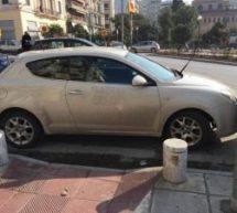 Οδηγός παρκάρει σε ράμπα αναπήρων… και παίρνει αυτό που του αξίζει (εικόνες)