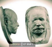 Αυτό ήταν το πρόσωπο του ατρόμητου πολεμιστή Νικηταρά. Το σπάνιο αποτύπωμα πήραν σπουδαστές του Πολυτεχνείου την ημέρα που πέθανε τυφλός και λησμονημένος….
