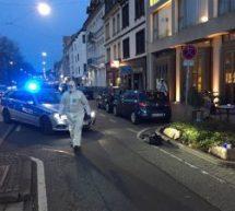 Βίντεο από Χαϊδελβέργη: Η στιγμή που Γερμανοί αστυνομικοί πυροβολούν τον «καμικάζι»