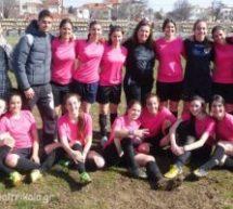 Πρωταθλήτριες ποδοσφαίρου τα κορίτσια του 3ου ΓΕΛ