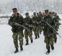 Εντυπωσιακές εικόνες από την χειμερινή εκπαίδευση της ΣΜΥ στο Περτούλι(φωτογραφίες)