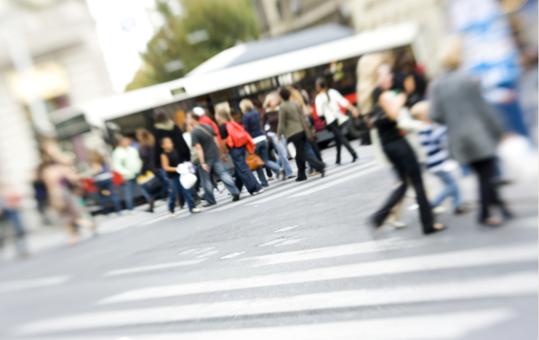 Τρίκαλα – Κι όμως! Υπήρξε οδηγός που δεν σταμάτησε στη διάβαση πεζών της κεντρικής πλατείας