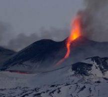 «Ξύπνησε» η Αίτνα, το μεγαλύτερο ενεργό ηφαίστειο της Ευρώπης