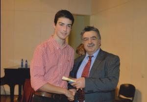 Χρυσό μετάλλιο για Τρικαλινό μαθητή σε «Μαθηματική Ολυμπιάδα»