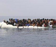 Διάσωση 250 προσφύγων βόρεια της Λιβύης