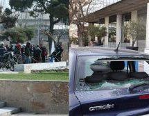 Εισβολή Ρουβίκωνα στον ΑΔΜΗΕ – Επεισόδια με αντιεξουσιαστές στη Θεσσαλονίκη