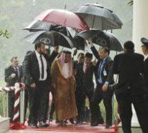Ο Σαουδάραβας βασιλιάς «ξαναχτυπά»