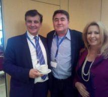 Σε διεθνές συνέδριο για την Υγεία ο Β. Αναγνωστόπουλος