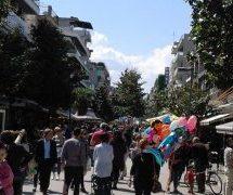 Αυξημένη η κάθοδος των ετεροδημοτών στον Νομό Τρικάλων για το Πάσχα