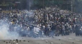 Το golpe continuo [διαρκές πραξικόπημα] της Βενεζουέλας
