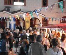 Πλήθος Τρικαλινών στον Ιερό Ναό Αγίου Κωνσταντίνου
